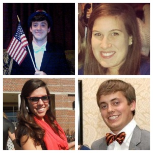 Our fabulous interns for the summer!